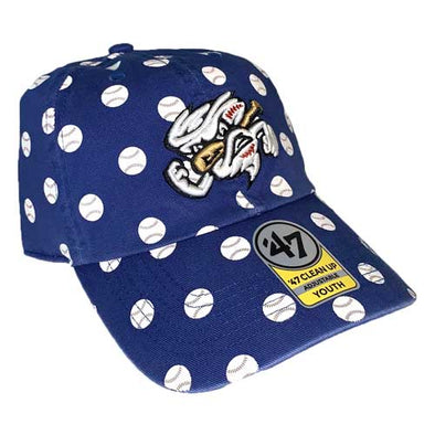 Omaha Storm Chasers Youth 47 Royal Jamboree Clean Up Hat