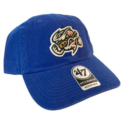 Omaha Storm Chasers 47 Royal McLean Clean Up Hat