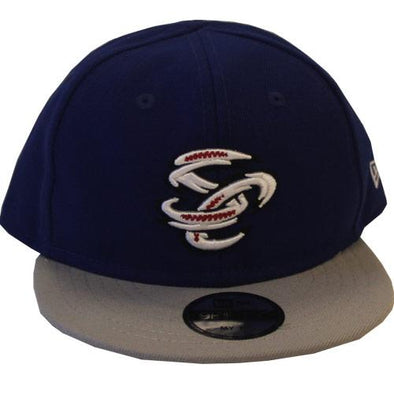 Omaha Storm Chasers Infant New Era My 1st 9Fifty Hat