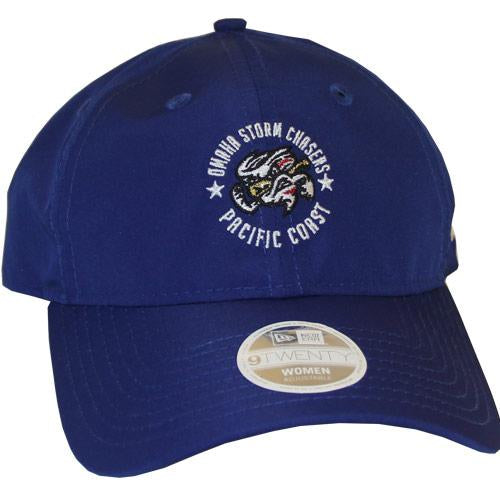 Omaha Storm Chasers Women's New Era 9Twenty Round Ace Hat