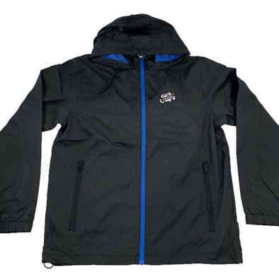 Omaha Storm Chasers Men's Vantage Black/Royal Club Jacket
