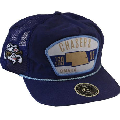Omaha Storm Chasers OC Uncle Charlie Retro Cap