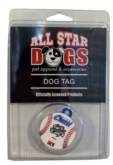 Omaha Storm Chasers Dog Tag