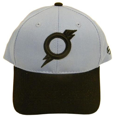 Omaha Storm Chasers OC Blue/Black O-Bolt Replica Hat