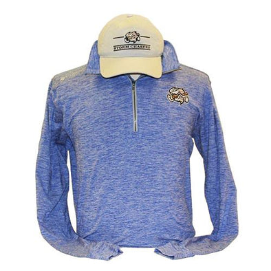 Omaha Storm Chasers Men's Columbia Omni-Wick Power Fade Pullover