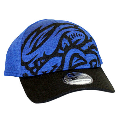 Omaha Storm Chasers Toddler New Era 39Thirty Vortex Overshadow Cap