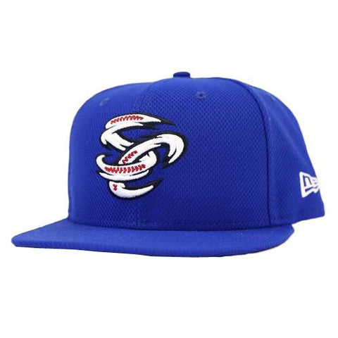 Omaha Storm Chasers New Era 59Fifty SC Diamond Era BP Cap
