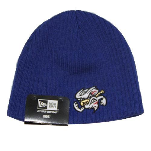 Omaha Storm Chasers New Era My 1st Baby Beanie-Royal
