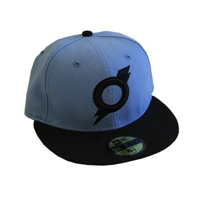 Omaha Storm Chasers New Era 59Fifty Powder/Black O-Bolt Alt Cap
