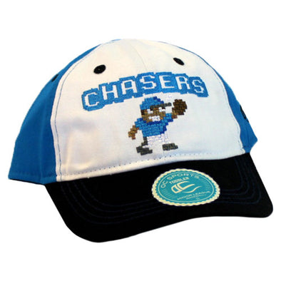 Omaha Storm Chasers Toddler OC Roy/Wht/Blk Pixie Hat