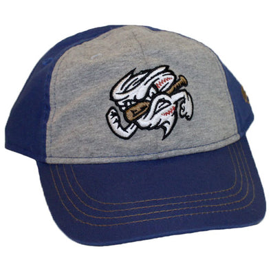 Omaha Storm Chasers Toddler OC Royal/Grey Vortex Hat