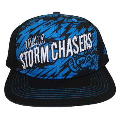 Omaha Storm Chasers Youth OC Flash Snapback