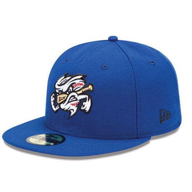Omaha Storm Chasers New Era 59Fifty Royal Home Cap