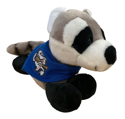 Omaha Storm Chasers Plush Short Stack