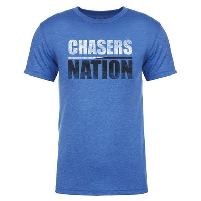 Omaha Storm Chasers Men's 108 Royal Chasers Nation Tee
