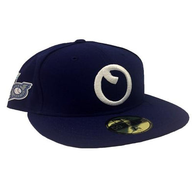 Omaha Royals New Era 59Fifty Vintage Script O Cap