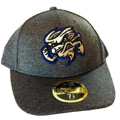 Omaha Storm Chasers New Era 59Fifty Shadow Tech