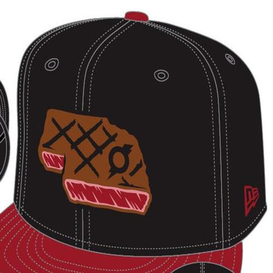 Omaha Sizzle New Era 9Forty Adj Hat