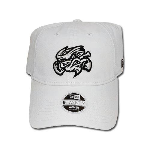 Omaha Storm Chasers Women's New Era 9Twenty Preferred Pick White Cap