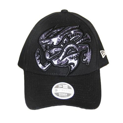 Omaha Storm Chasers Women's New Era 9Forty Glitter Glam2 Cap