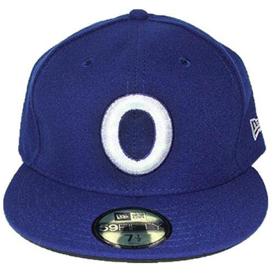 Omaha Storm Chasers New Era 59Fifty Omaha Royals