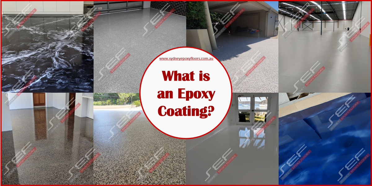 What is an Epoxy Coating?
