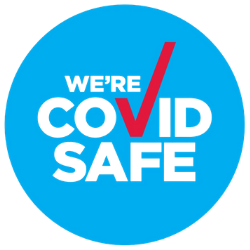 COVID SAFE VERIFIED BADGE - SYDNEY INDUSTRIAL COATINGS