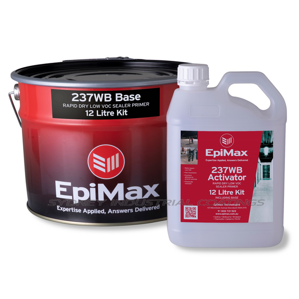 Epimax 237WB primer Sydney - Two Pack Sealer Epimax product