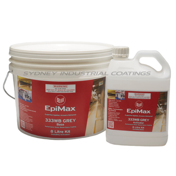 Eoimax Epoxy For Sale - Epimax333WB Red and white drums