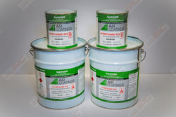 A & I Coatings V410 kit in Light Grey - 10L