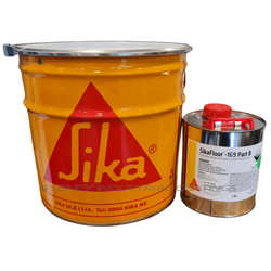 Sikafloor 169 Clear Epoxy 8kg Kit