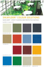 [PREMIUM QUALITY EPOXY PAINT FOR SALE IN SYDNEY}- Sikafloor Epoxy Colour chart