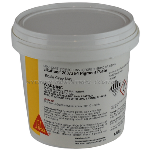 Sikafloor Epoxy Colour Pigment Paste - 1.15kg