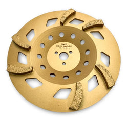 Concrete Grinder Diamond Discs - 250mm