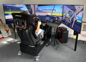 Pro II Simulator, Fully Installed with Training and Pro Support