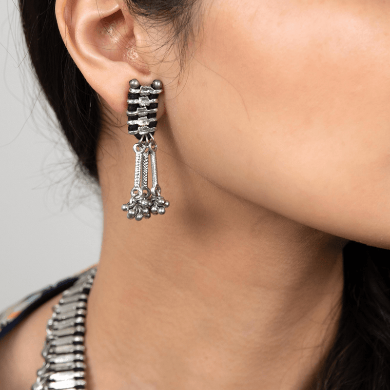 Ethnic Fida Earrings
