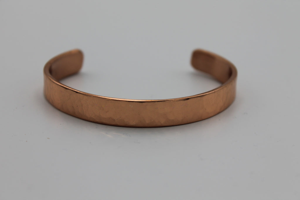 "1/4"" Egyptian Queen Copper cuff - (Shiny)"