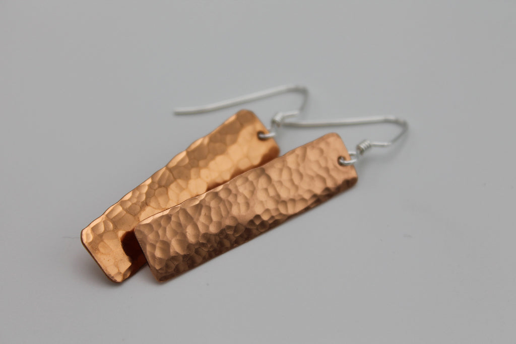 Egyption Queen Copper Earrings (Shiny)