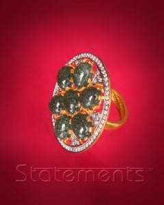 7 Phases Ring by BAYAAN-E-ZAMANI
