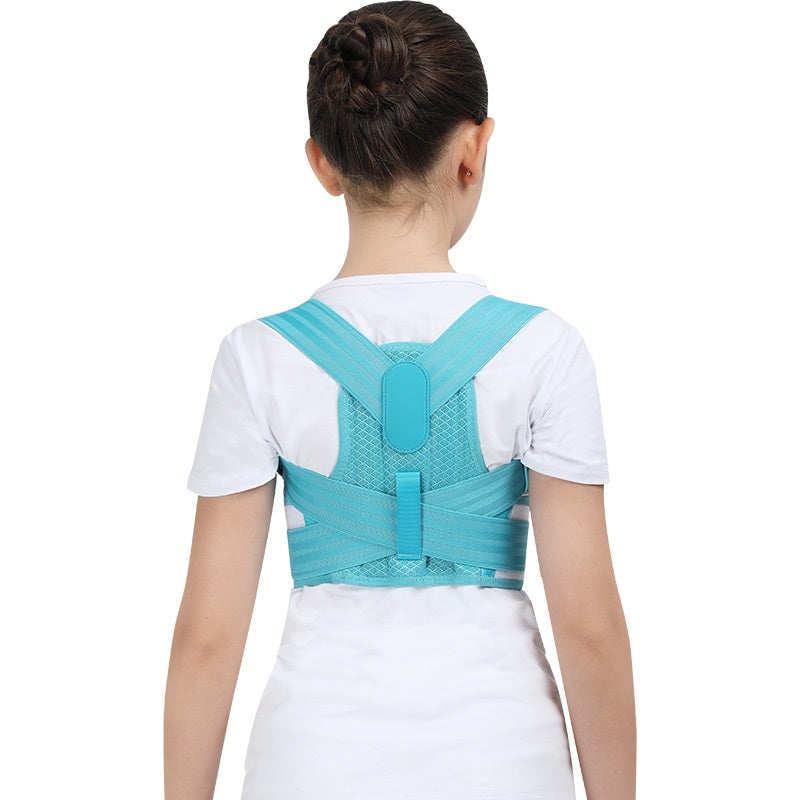 Useful for back problems such as poor posture, slouching posture, backaches, neck and shoulder pain. Help to prevent hunchback, scoliosis, myopia, relieve pain and develop a good body posture.