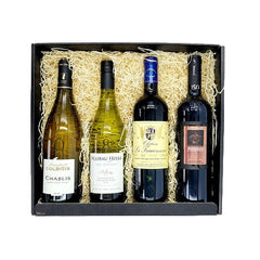 Connoisseur's Choice 4 Bottle Gift Pack