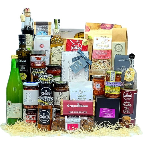 Extra Large Luxury Artisan Food Hamper