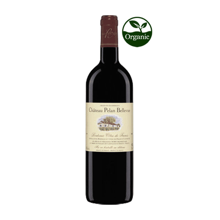 Chateau Pelan Bellevue Wine France