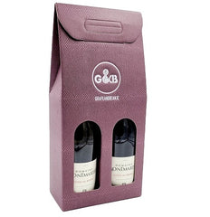 French Organic Red & White Wine Twin Gift Pack