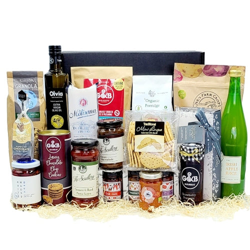 Large Luxury Artisan Food Hamper