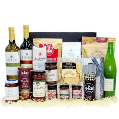 Large Luxury Artisan Food & Wine Hamper