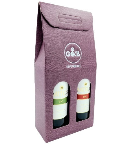 Spanish Red & White Wine Twin Gift Pack