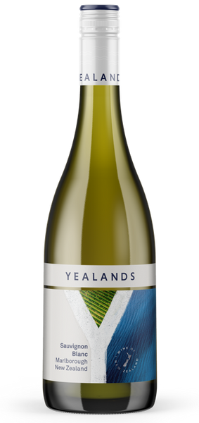 Yealands Sauvignon Blanc, Marlborough New Zealand