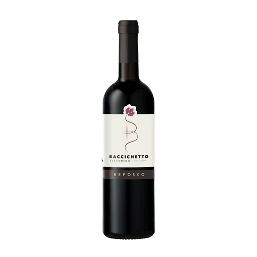 Baccichetto Refosco Wine Italy