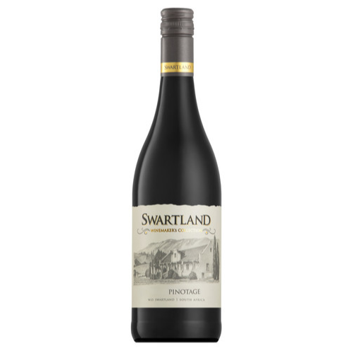 Swartland Pinotage Wine South Africa